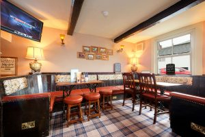 Your Local Pub - The Cheshire Cheese in Wheelock