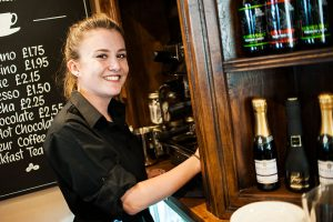 Friendly Service at The Cheshire Cheese in Wheelock